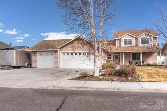 1955 NW Maple Place, Redmond, OR 97756 (MLS #202002427) :: Bend Homes Now