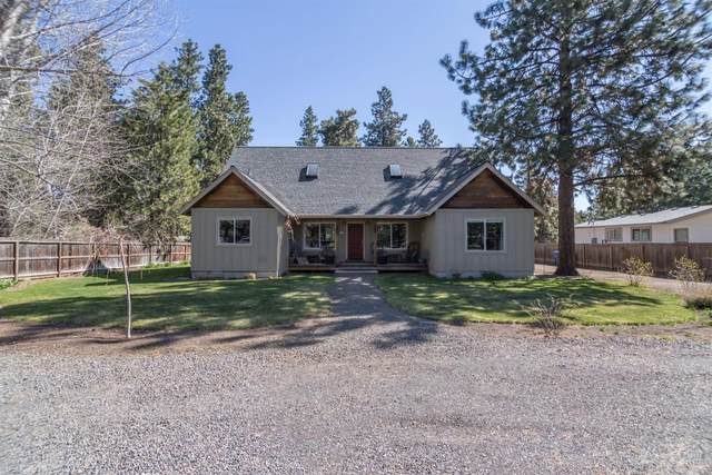 60092 Minnetonka Lane, Bend, OR 97702 (MLS #202002434) :: Berkshire Hathaway HomeServices Northwest Real Estate