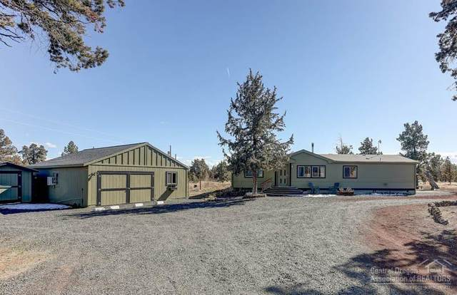 25239 Cultus Lane, Bend, OR 97701 (MLS #202002446) :: Berkshire Hathaway HomeServices Northwest Real Estate