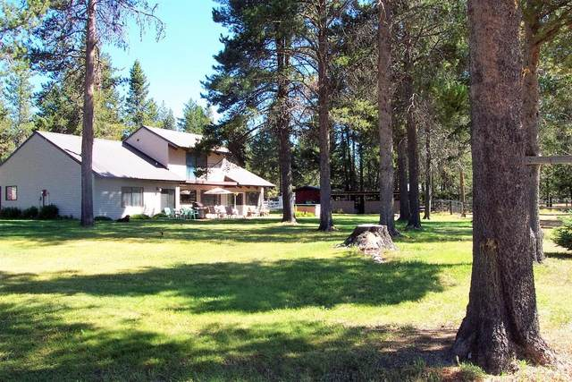 1052 S. Airport Dr, Crescent, OR 97733 (MLS #202002485) :: Bend Homes Now