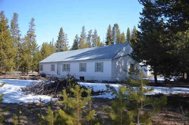425 Bernard Lane, Beaver Marsh, OR 97731 (MLS #202002569) :: Fred Real Estate Group of Central Oregon