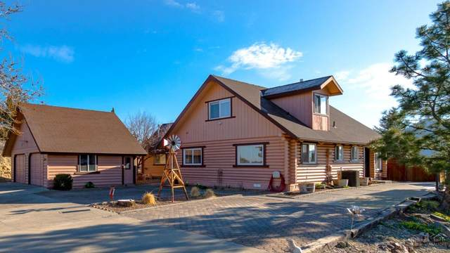 2682 NE Meadowcrest Drive, Prineville, OR 97754 (MLS #202002630) :: Team Birtola | High Desert Realty