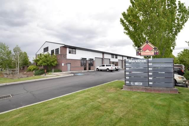 2121 SW Deerhound Avenue #111, Redmond, OR 97756 (MLS #202002637) :: Berkshire Hathaway HomeServices Northwest Real Estate
