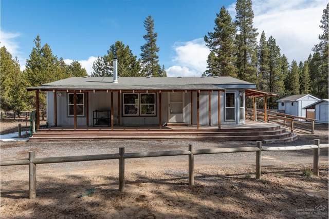 52679 Golden Astor Road, La Pine, OR 97739 (MLS #202002663) :: Team Birtola | High Desert Realty