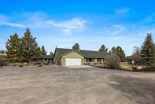 1100 NW Mcdaniel Road, Powell Butte, OR 97753 (MLS #202002746) :: Team Birtola | High Desert Realty