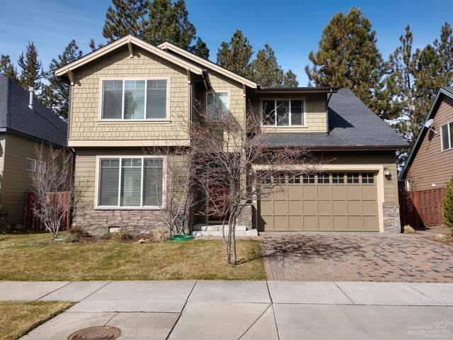 60981 Snowberry Place, Bend, OR 97702 (MLS #202002754) :: Bend Homes Now