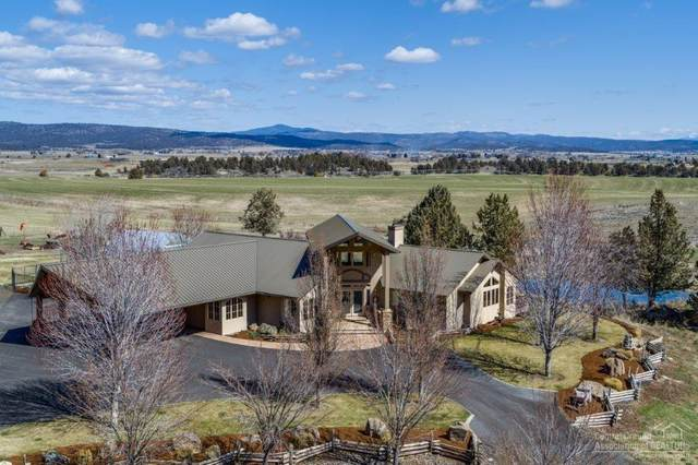 6100 NW Spring Creek Road, Prineville, OR 97754 (MLS #202002789) :: Berkshire Hathaway HomeServices Northwest Real Estate