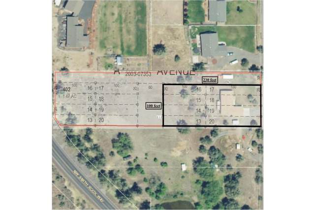0 NE 1st Street, Terrebonne, OR 97760 (MLS #202002819) :: Bend Homes Now