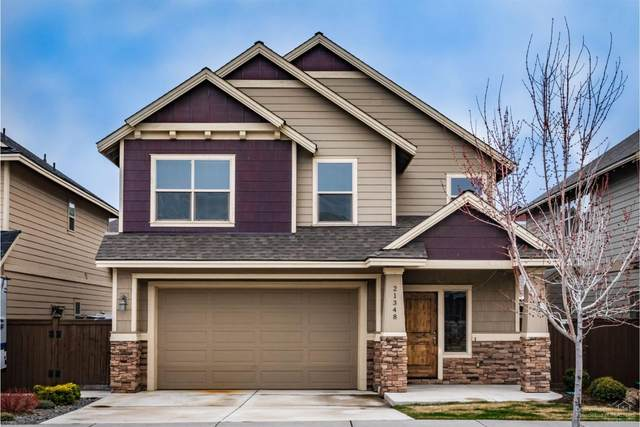 21348 NE Evelyn Place, Bend, OR 97701 (MLS #202002824) :: Berkshire Hathaway HomeServices Northwest Real Estate