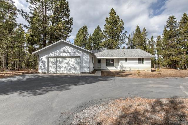 52089 Dorrance Meadow Road, La Pine, OR 97739 (MLS #202002833) :: Berkshire Hathaway HomeServices Northwest Real Estate