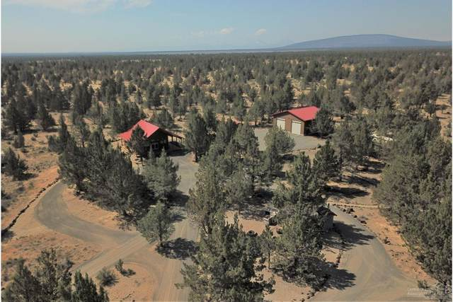 5478 SW Sagebrush Drive, Culver, OR 97734 (MLS #202002842) :: Fred Real Estate Group of Central Oregon