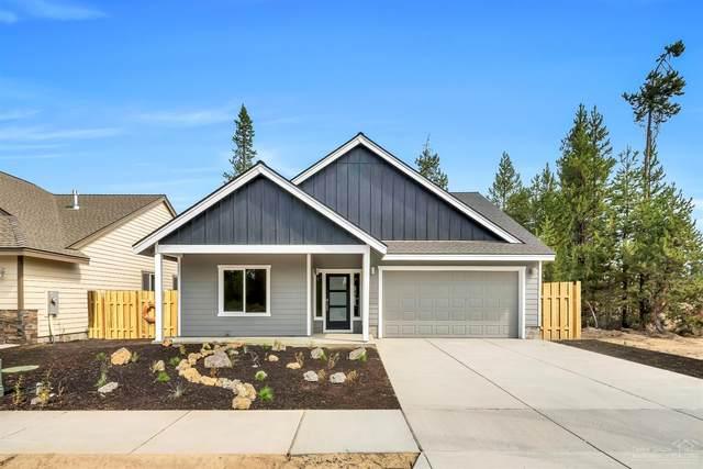16668 Cabin Lake Lane, La Pine, OR 97739 (MLS #202002854) :: Berkshire Hathaway HomeServices Northwest Real Estate