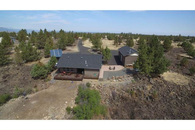 13937 SW Black Butte Lane, Culver, OR 97734 (MLS #202002855) :: Fred Real Estate Group of Central Oregon