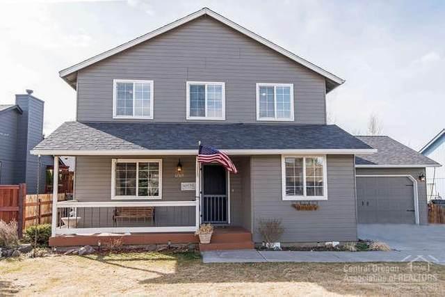 61369 Elkhorn Street, Bend, OR 97702 (MLS #202003015) :: Fred Real Estate Group of Central Oregon