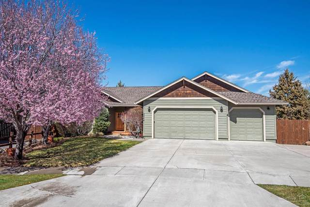 3464 NE Fieldstone Court, Bend, OR 97701 (MLS #202003035) :: Fred Real Estate Group of Central Oregon