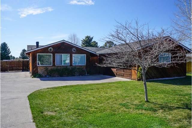 2661 NE Tennessee Lane, Prineville, OR 97754 (MLS #202003120) :: Fred Real Estate Group of Central Oregon