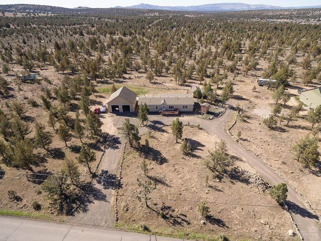 4445 SE Umatilla Loop, Prineville, OR 97754 (MLS #202003209) :: Team Birtola | High Desert Realty