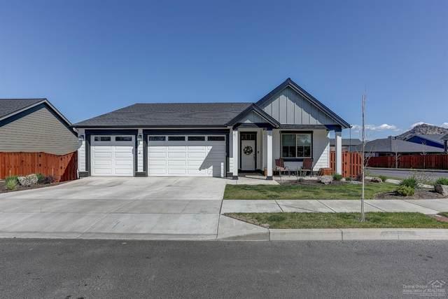 1081 NE Sunrise Street, Prineville, OR 97754 (MLS #202003404) :: CENTURY 21 Lifestyles Realty