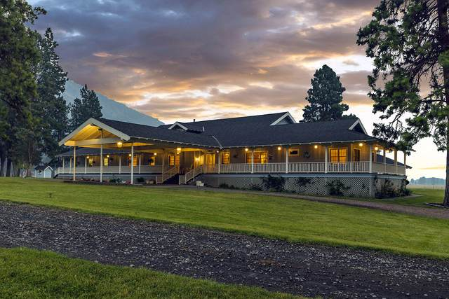 12844 Old Fort Road, Klamath Falls, OR 97601 (MLS #220100200) :: Berkshire Hathaway HomeServices Northwest Real Estate