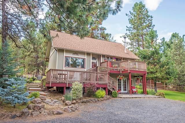 69792 Camp Polk, Sisters, OR 97759 (MLS #220100367) :: Berkshire Hathaway HomeServices Northwest Real Estate