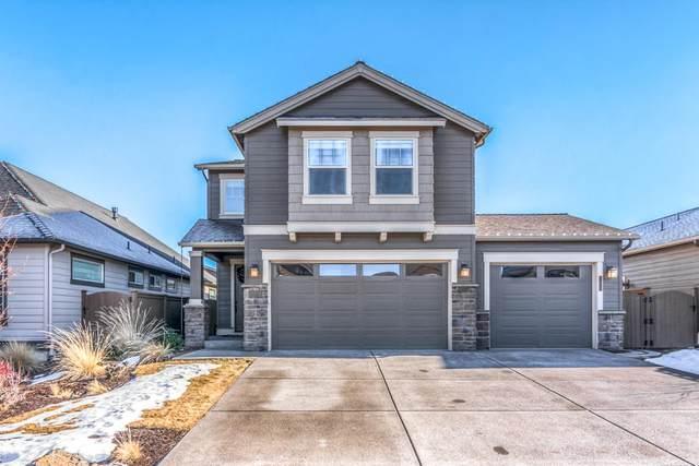 61057 Manhae Loop, Bend, OR 97702 (MLS #220100401) :: Berkshire Hathaway HomeServices Northwest Real Estate