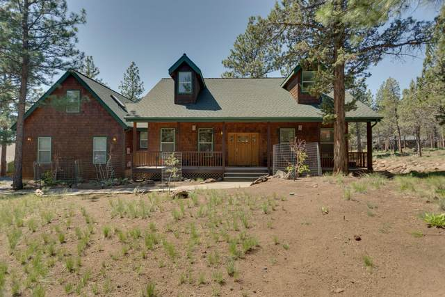 70107 Sorrell Drive, Sisters, OR 97759 (MLS #220100432) :: Berkshire Hathaway HomeServices Northwest Real Estate
