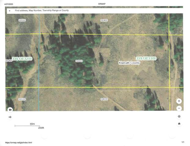 White Oak Way Lot 4500, Bly, OR 97622 (MLS #220100502) :: The Payson Group