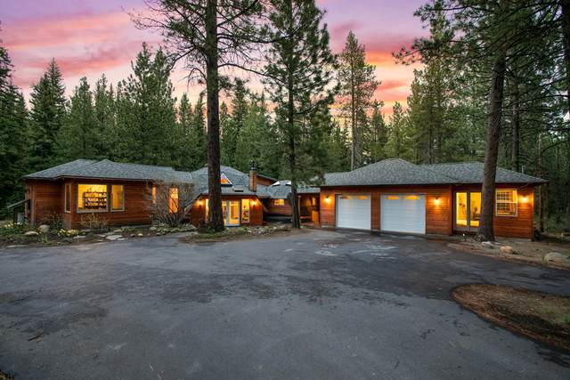 16356 Skyline Drive, Bend, OR 97703 (MLS #220100690) :: Team Birtola | High Desert Realty