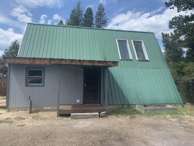 736 Crescent Cut-Off Road, Crescent, OR 97733 (MLS #220100704) :: The Ladd Group