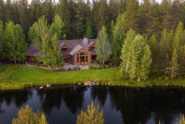56145 School House Road, Bend, OR 97707 (MLS #220100738) :: Berkshire Hathaway HomeServices Northwest Real Estate
