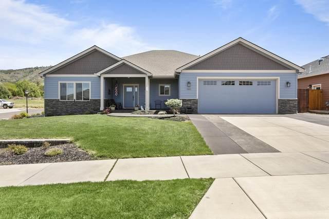 985 Callaway Drive, Medford, OR 97504 (MLS #220100776) :: Berkshire Hathaway HomeServices Northwest Real Estate