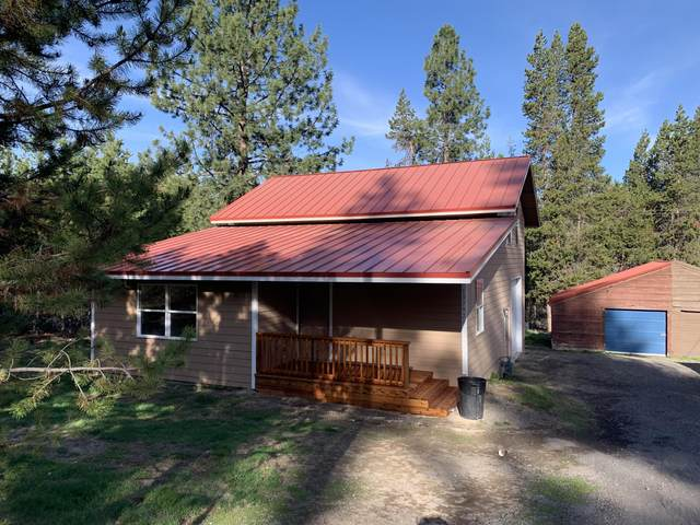 137920 Manzanita Drive, Gilchrist, OR 97737 (MLS #220100803) :: Central Oregon Home Pros