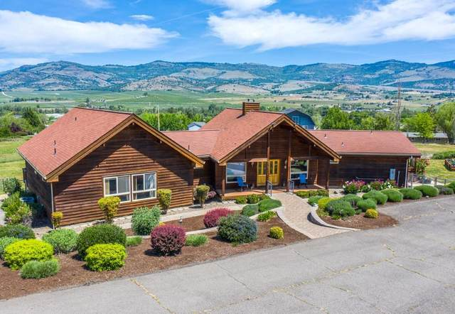 294 W Hilltop Road, Talent, OR 97540 (MLS #220100843) :: The Payson Group