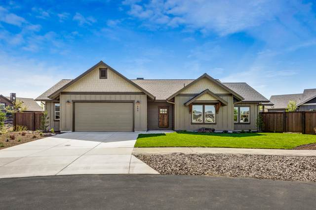 180 NW Saddlehorn Court, Prineville, OR 97754 (MLS #220100864) :: Berkshire Hathaway HomeServices Northwest Real Estate