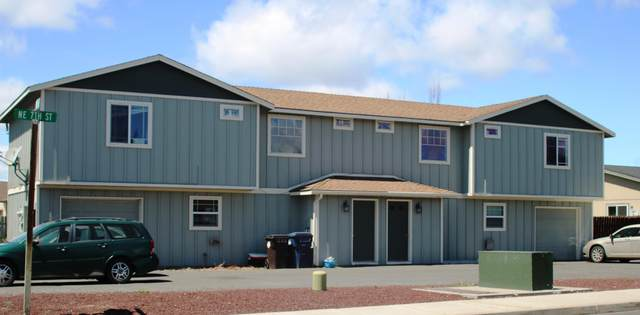 1421 NE 7th Street, Redmond, OR 97756 (MLS #220100878) :: CENTURY 21 Lifestyles Realty