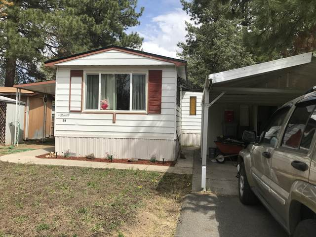 61040 S Queens Drive #56, Bend, OR 97702 (MLS #220100982) :: The Ladd Group