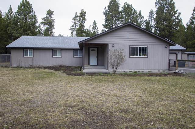 15838 Sunrise Boulevard, La Pine, OR 97739 (MLS #220101010) :: Fred Real Estate Group of Central Oregon