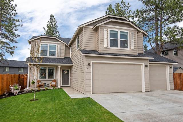 718 N Roundhouse Court, Sisters, OR 97759 (MLS #220101172) :: Berkshire Hathaway HomeServices Northwest Real Estate