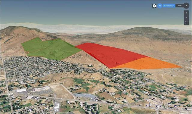 505 Acre Foothill, Klamath Falls, OR 97601 (MLS #220101286) :: The Riley Group