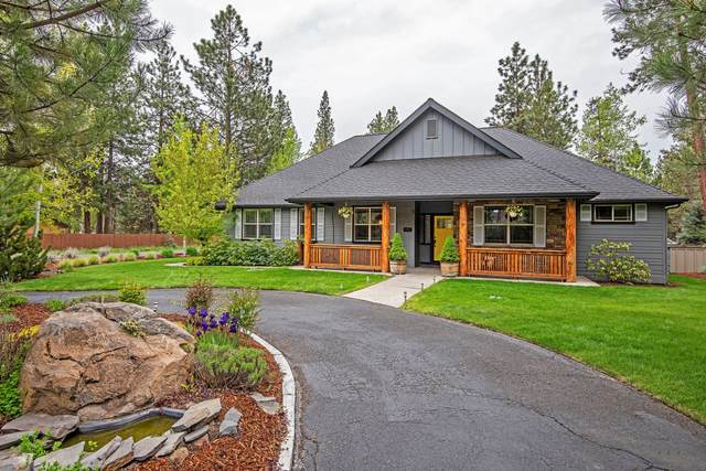 1177 E Creekside Court, Sisters, OR 97759 (MLS #220101350) :: Berkshire Hathaway HomeServices Northwest Real Estate