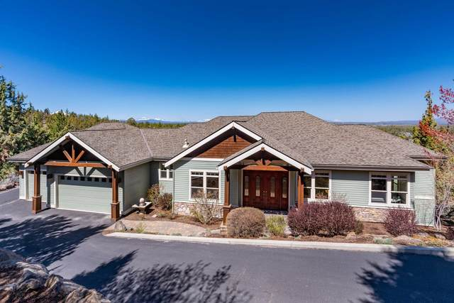 1244 Archie Briggs Road, Bend, OR 97701 (MLS #220101386) :: Bend Relo at Fred Real Estate Group
