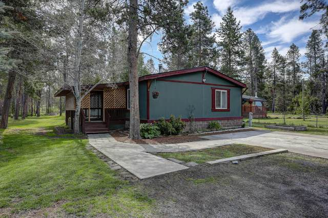 55826 Swan Road, Bend, OR 97707 (MLS #220101460) :: The Ladd Group