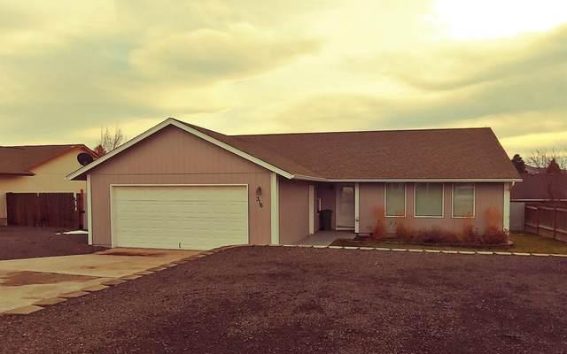 316 Geneva Street, Culver, OR 97734 (MLS #220101505) :: Team Birtola | High Desert Realty