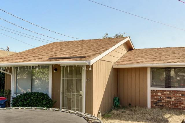 421-423 Plum Street, Medford, OR 97501 (MLS #220101525) :: Berkshire Hathaway HomeServices Northwest Real Estate