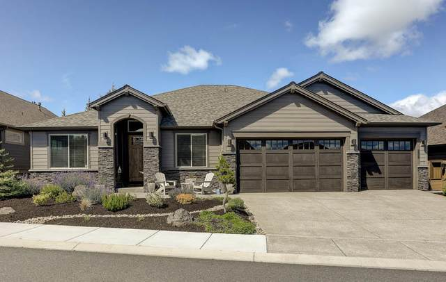 2520 NW Majestic Ridge Drive, Bend, OR 97703 (MLS #220101639) :: Berkshire Hathaway HomeServices Northwest Real Estate