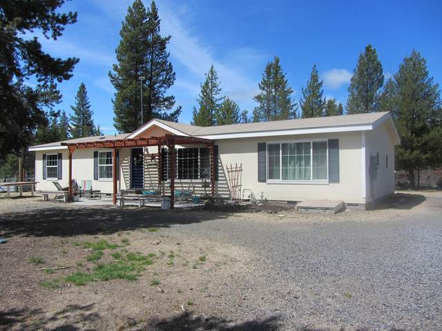 144432 Birchwood Road, La Pine, OR 97739 (MLS #220101648) :: CENTURY 21 Lifestyles Realty