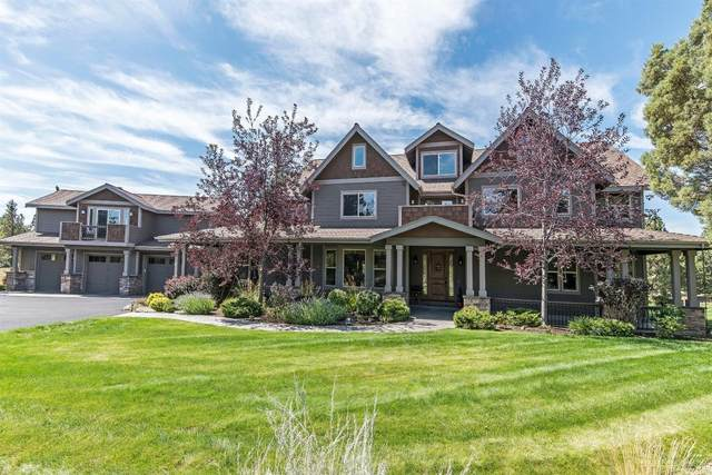 63415 Overtree Road, Bend, OR 97701 (MLS #220101733) :: Fred Real Estate Group of Central Oregon