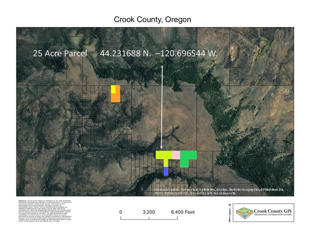 Off Grid - Tl 00100, Prineville, OR 97754 (MLS #220101799) :: Premiere Property Group, LLC