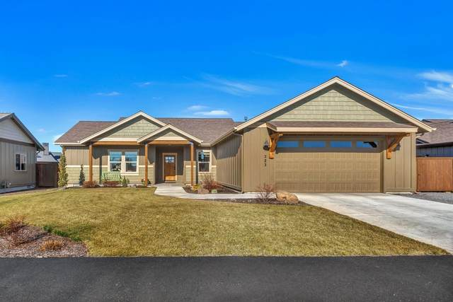 323 NW Saddle Ridge Loop, Prineville, OR 97754 (MLS #220101846) :: Fred Real Estate Group of Central Oregon