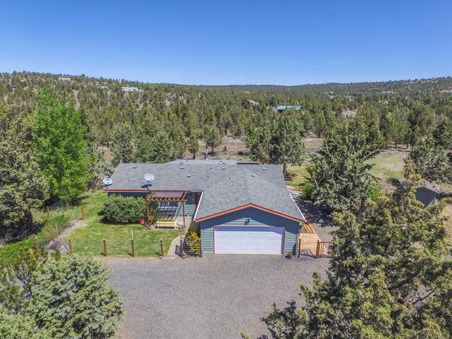12520 SE Davis Loop, Prineville, OR 97754 (MLS #220101884) :: Rutledge Property Group